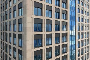 A new rainscreen system for the Energoproekt building