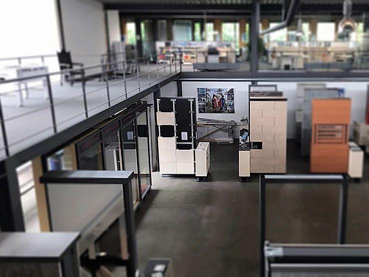 BILDA Technology at Facade-Lab 1
