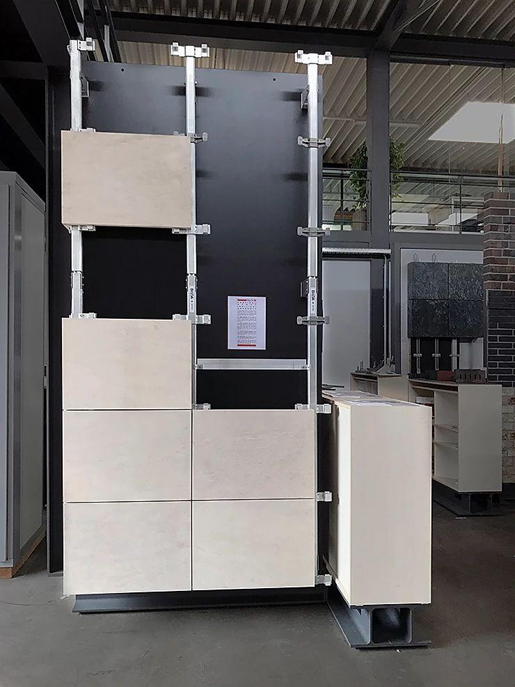 BILDA Technology at Facade-Lab 2