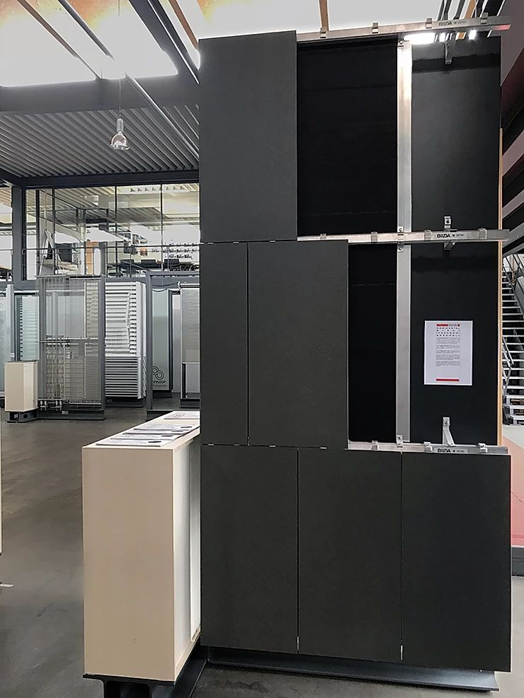 BILDA Technology at Facade-Lab 3