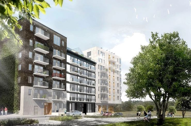 Broparken, Sweden - Urban living in harmony with nature 3