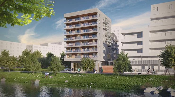 Broparken, Sweden - Urban living in harmony with nature 5