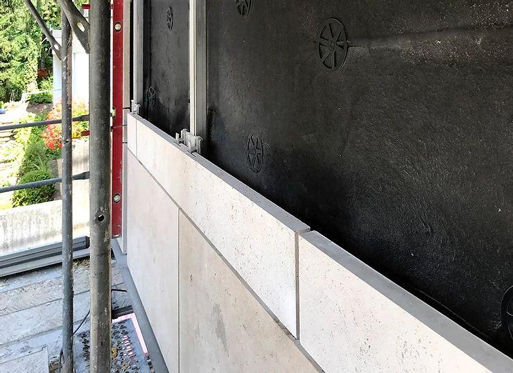 Façade Installation Underway in Berlin, Germany 5